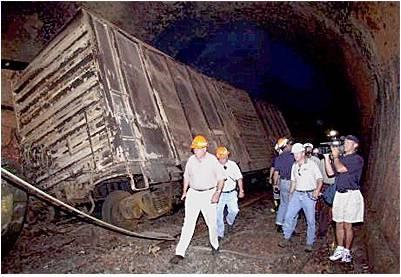 railroad accidents